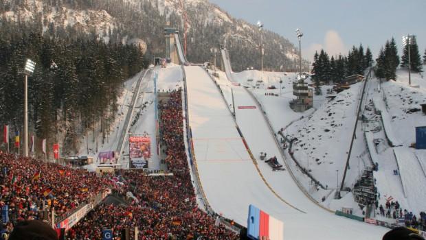 Oberstdorf ist zurück in der WM-Spur!