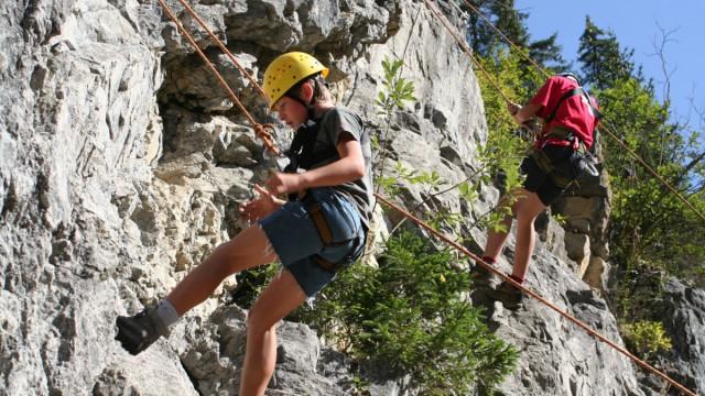 Klettern im oberallgäu