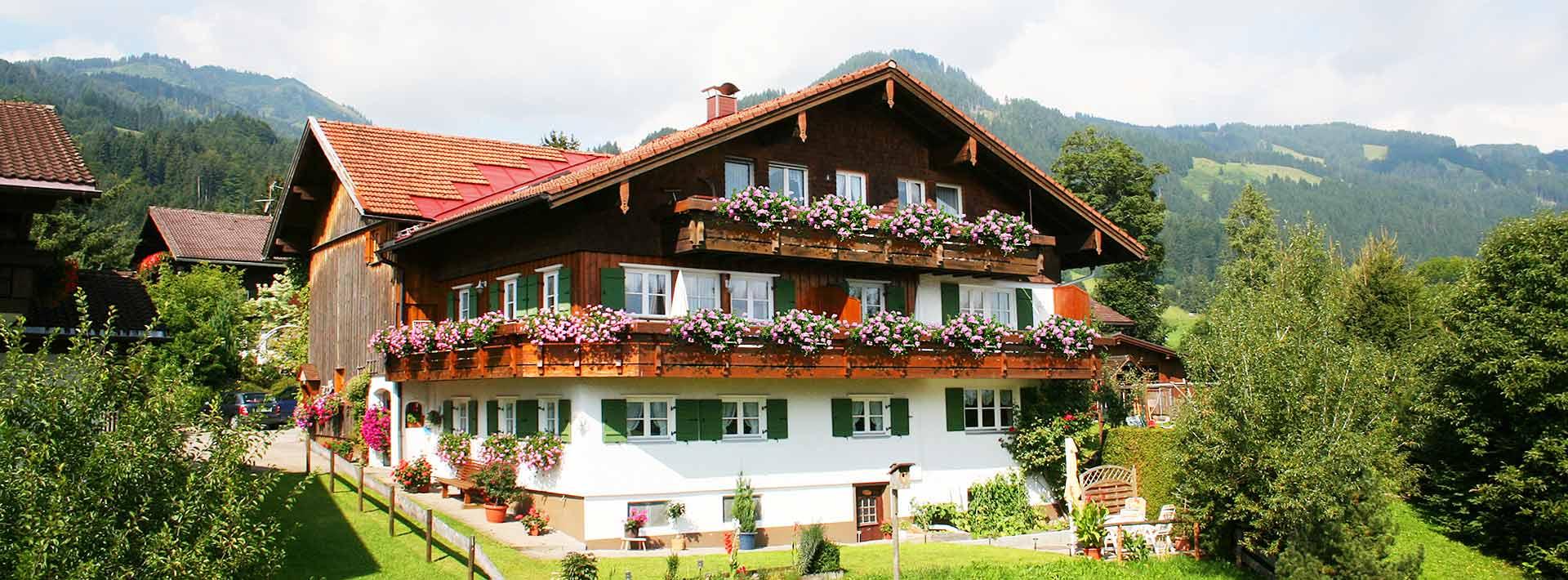 Wohnen in Obermaiselstein