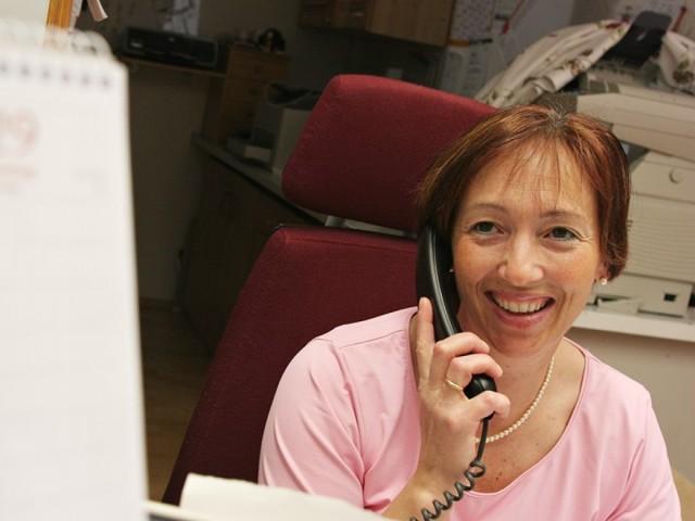 Martina EBERT | Kundenbetreuung