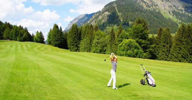 Golf im Allgäu