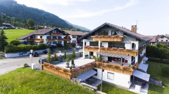 Landhaus Exquisit - Urlaub mit Hund im Allgäu
