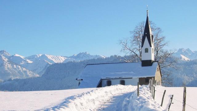 Winterwonderland Allgäu