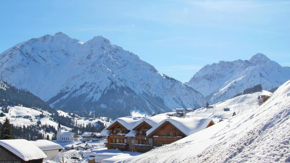 Unterkunft für einen traumhaften Winterurlaub