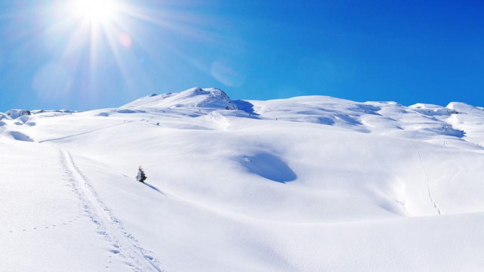 Skifahren und Wintersport