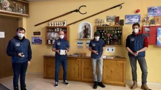 Jugendfeuerwehr erhält Funkmeldeempfänger