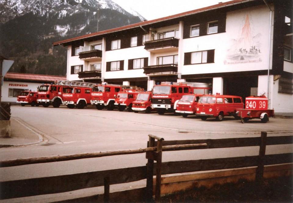 Fuhrpark 1997