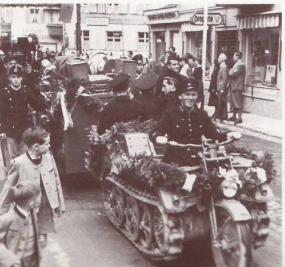 Kettenkrad 1950