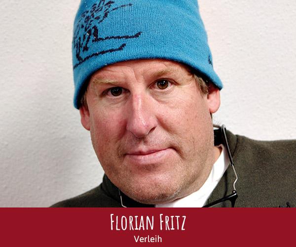 Florian Fritz / Verleih