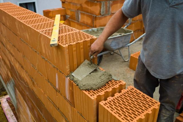 Baumeisterarbeiten: Vom Entwurf bis zur Planung