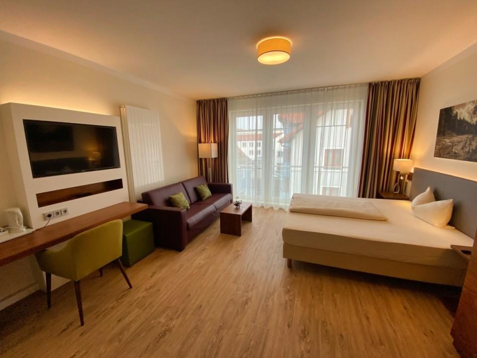 Hotel Zimmer Deluxe