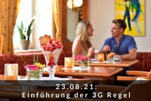 3G Regel - Geimpft, Getestet, Genesen (Stand: 23.08.21)