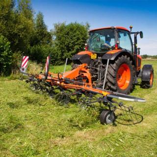 Kubota Grünlandtechnik - jetzt Frühbezugskonditionen sichern