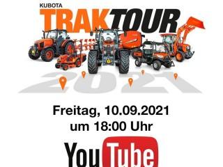 Kubota Live Video auf Youtube!