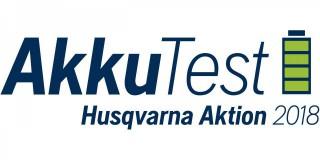 Husqvarna Akku-Testaktion 2018