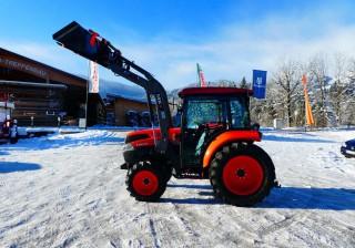 Kubota L5040 bekommt einen neuen Besitzer