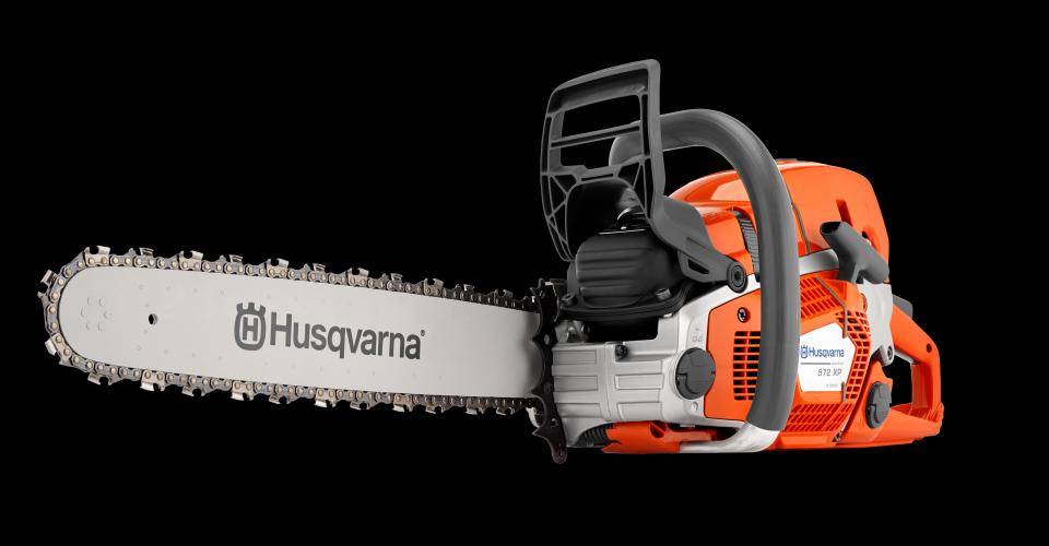Vorstellung der neuen Motorsäge 572XP von Husqvarna!