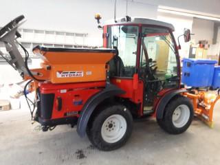 Carraro Super Park 5008 HST in Vollausstattung