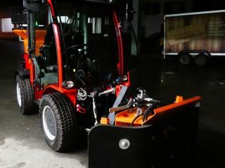 Ein neuer Carraro SP5008 HST wird ausgeliefert!