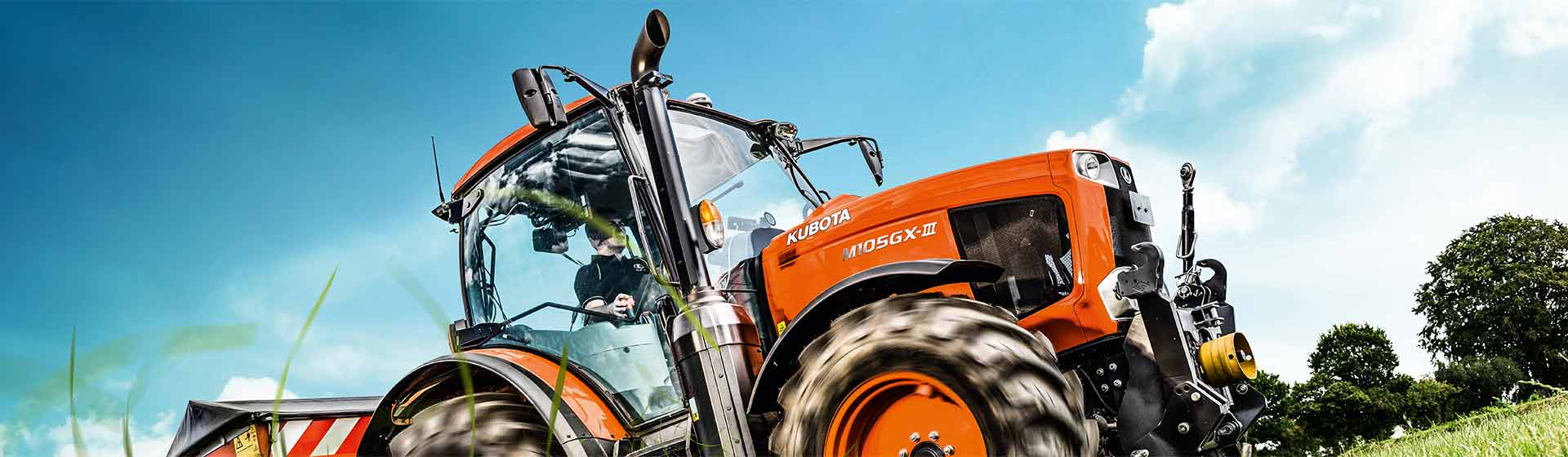 Kubota M-Traktoren