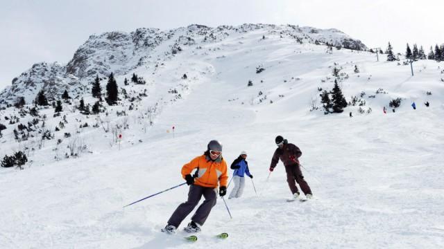 Skifahren und Wintersport Hindelang Oberjoch