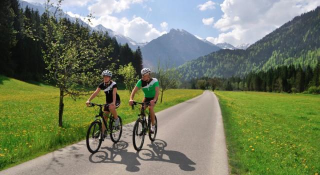 Mountainbike im Oberallgäu