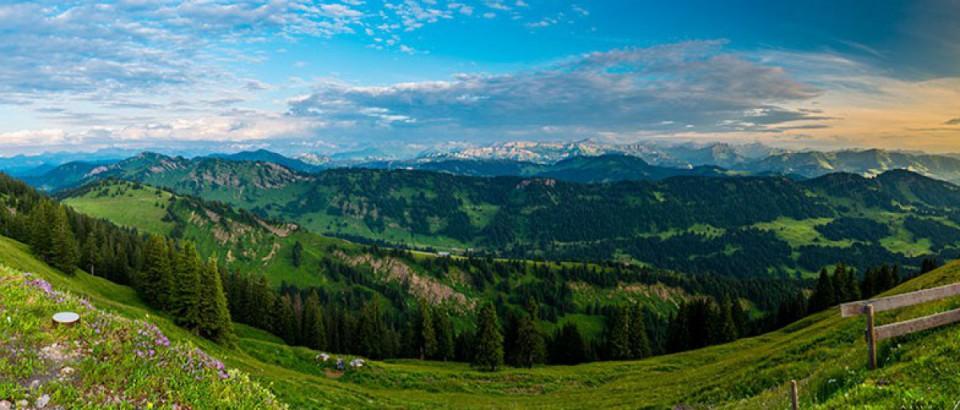 Sommer Hochgratbahn