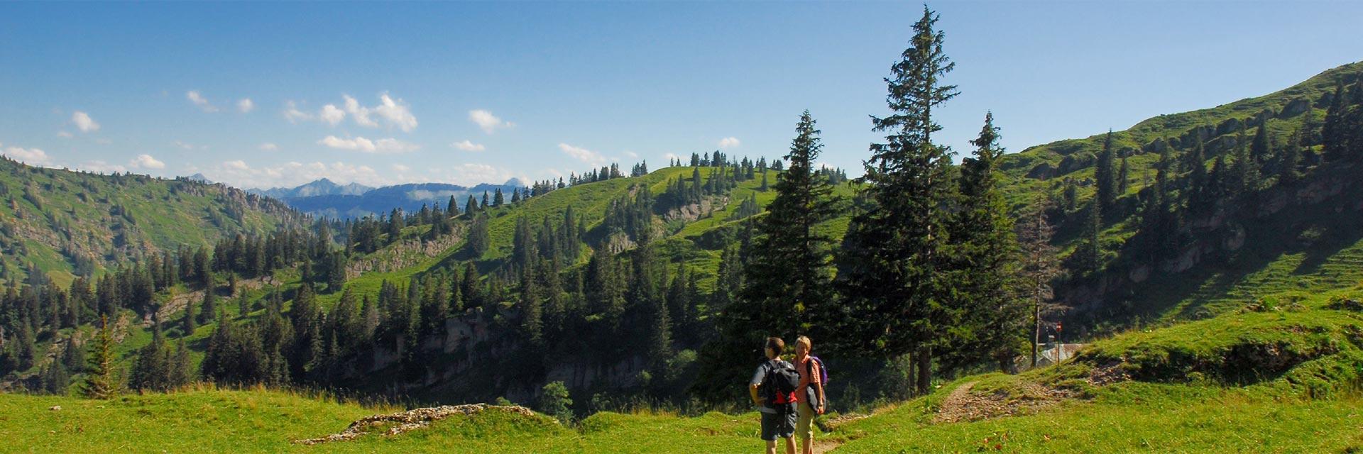 Hütten & Alpen