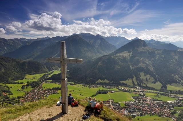 Bergfrühling in Oberjoch
