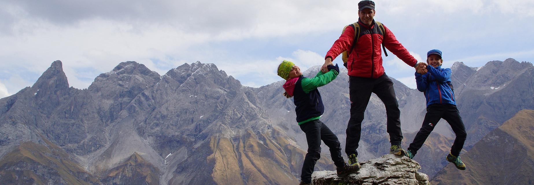 Familienurlaub in Oberjoch im Allgäu