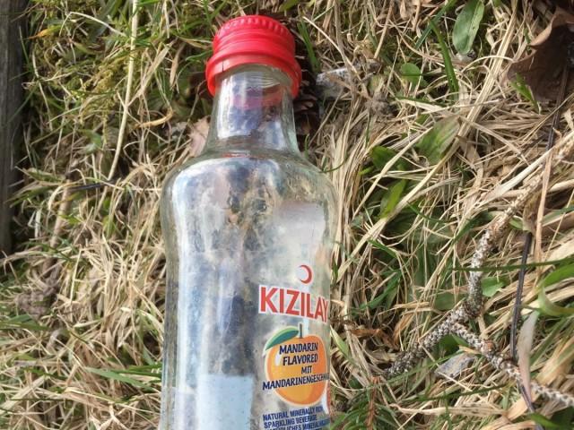 Foto vom 18.03.20: Flasche