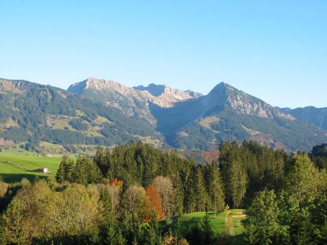 Bergblick Ofterschwang