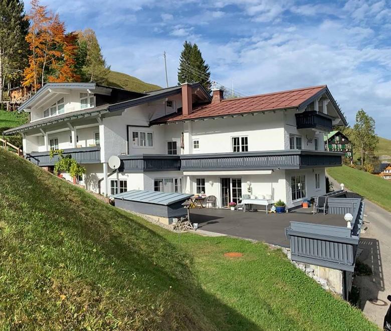Gästehaus Jockel - Wohnung Hammerspitz