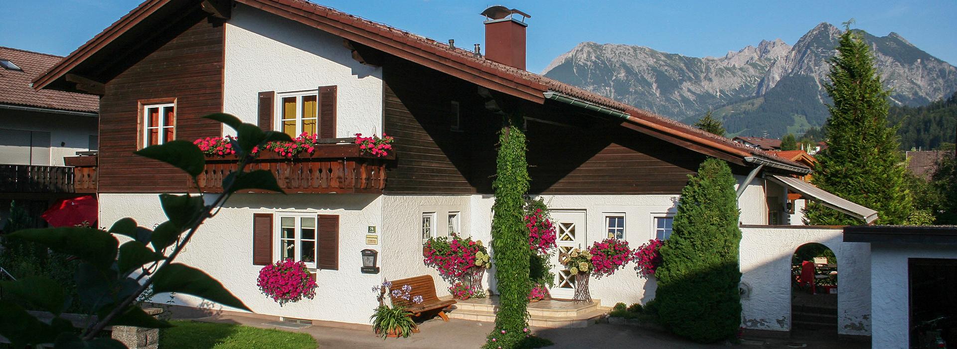 Anfahrt nach Obermaiselstein