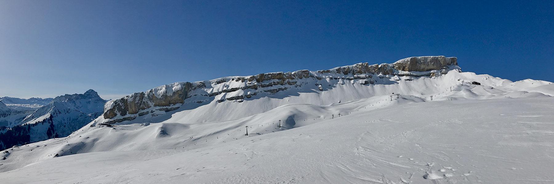 Skifahren & Skitouren