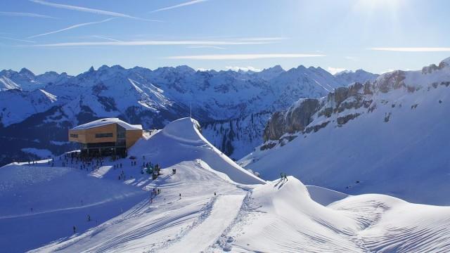 Skihotel im Kleinwalsertal