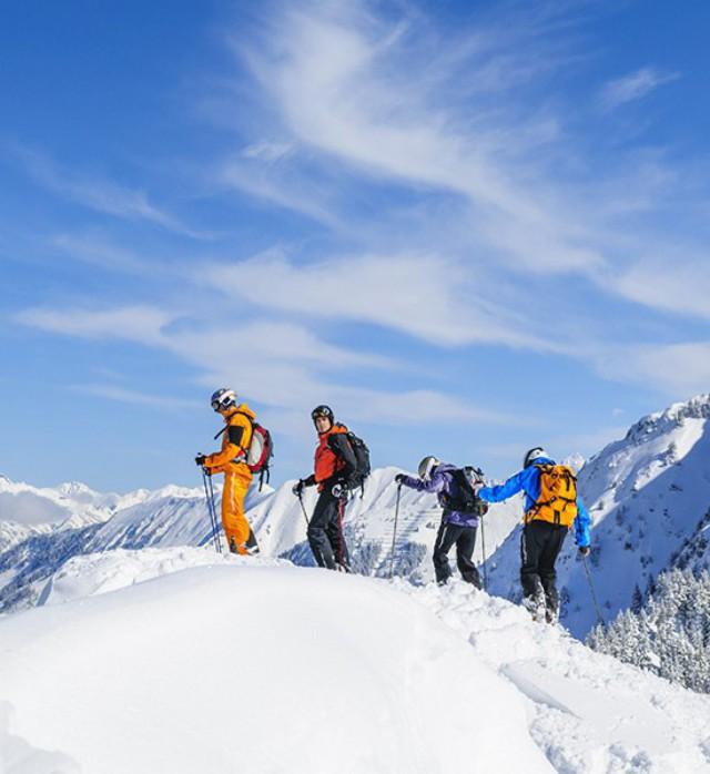 Skiurlaub in Mittelberg