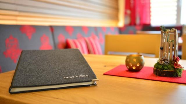 Internationales & Regionales Restaurant im Kleinwalsertal