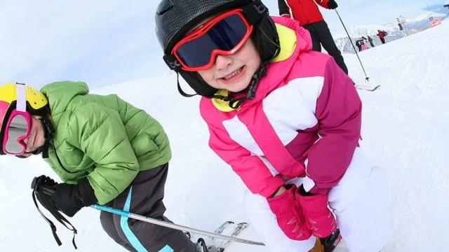 Familien Skiurlaub im Kleinwalsertal