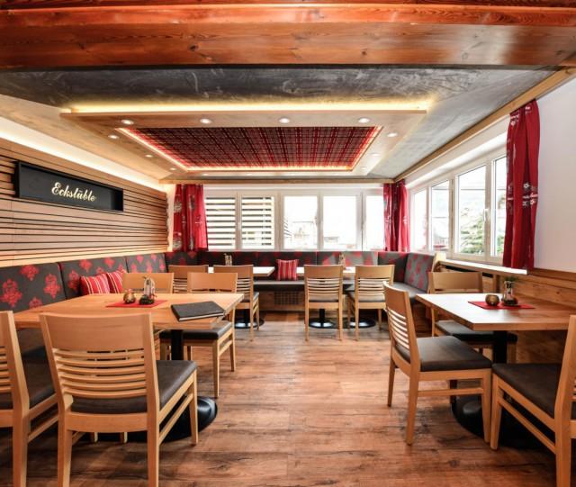 Restaurant in Mittelberg