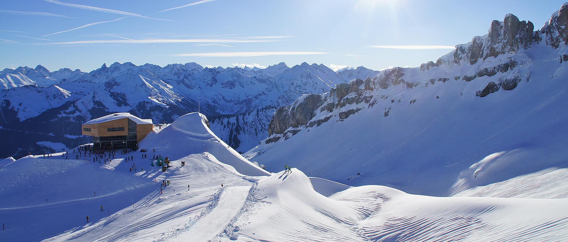 Skihotel in Österreich