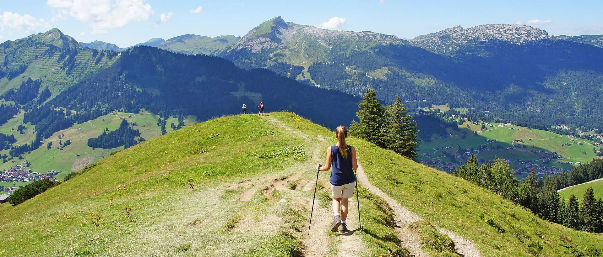 Wanderhotel in Österreich