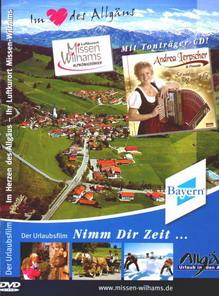 Urlaubs-DVD inkl. Musik-CD: Nimm Dir Zeit .... für Missen-Wilhams