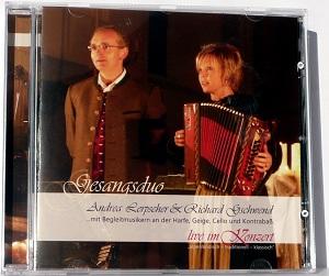 CD live im Konzert
