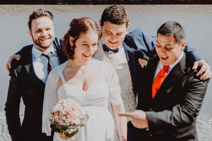 Hochzeit in Berkheim