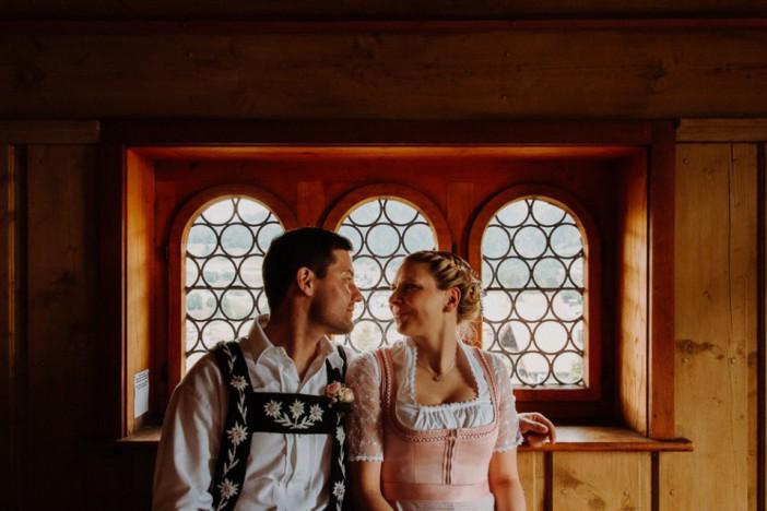 Hochzeit in Obermaiselstein