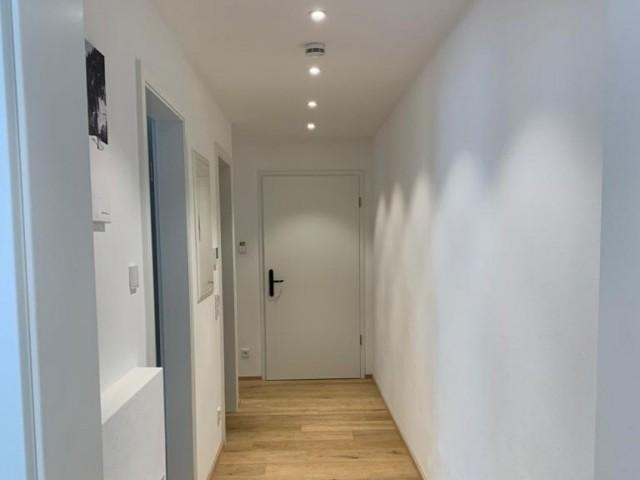 Planung & Installation eines Mehrfamilienhauses
