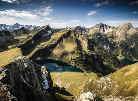 Willkommen im Living Mountain Tannheim