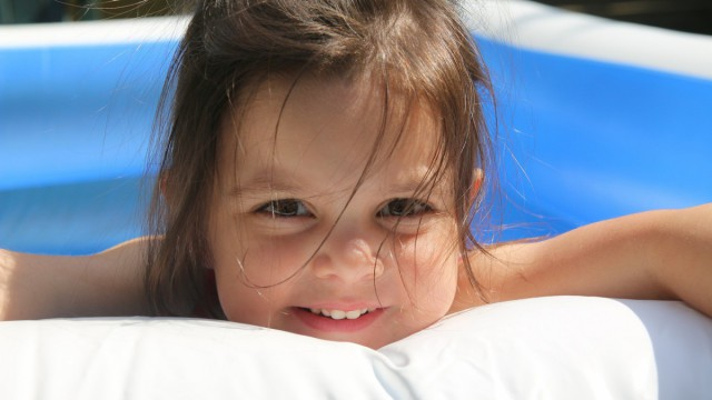 Hotel mit Schwimmbad für Kinder