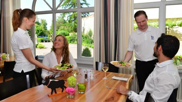 Bester Service im Hotel Restaurant Langenau